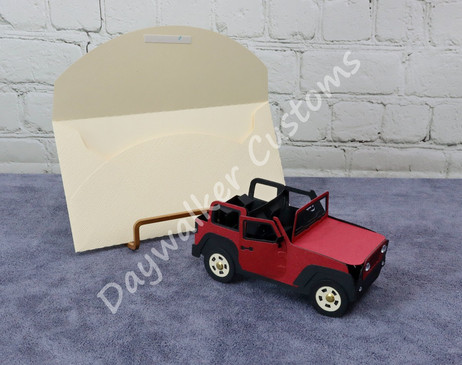 Jeep Box Card