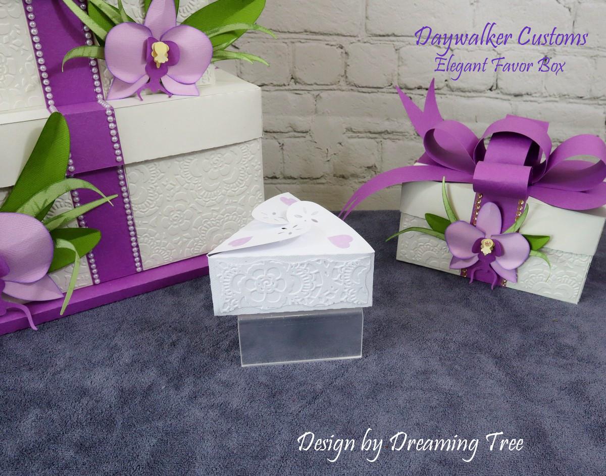 Elegant Favor Box
