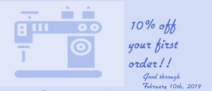 Personalized Embroidery Products on Sale