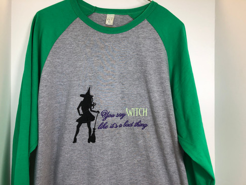Witch Tshirt