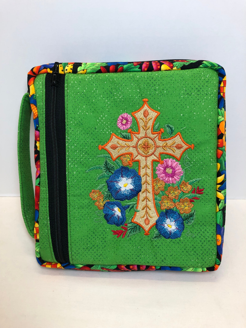 Zippered Bible Cover