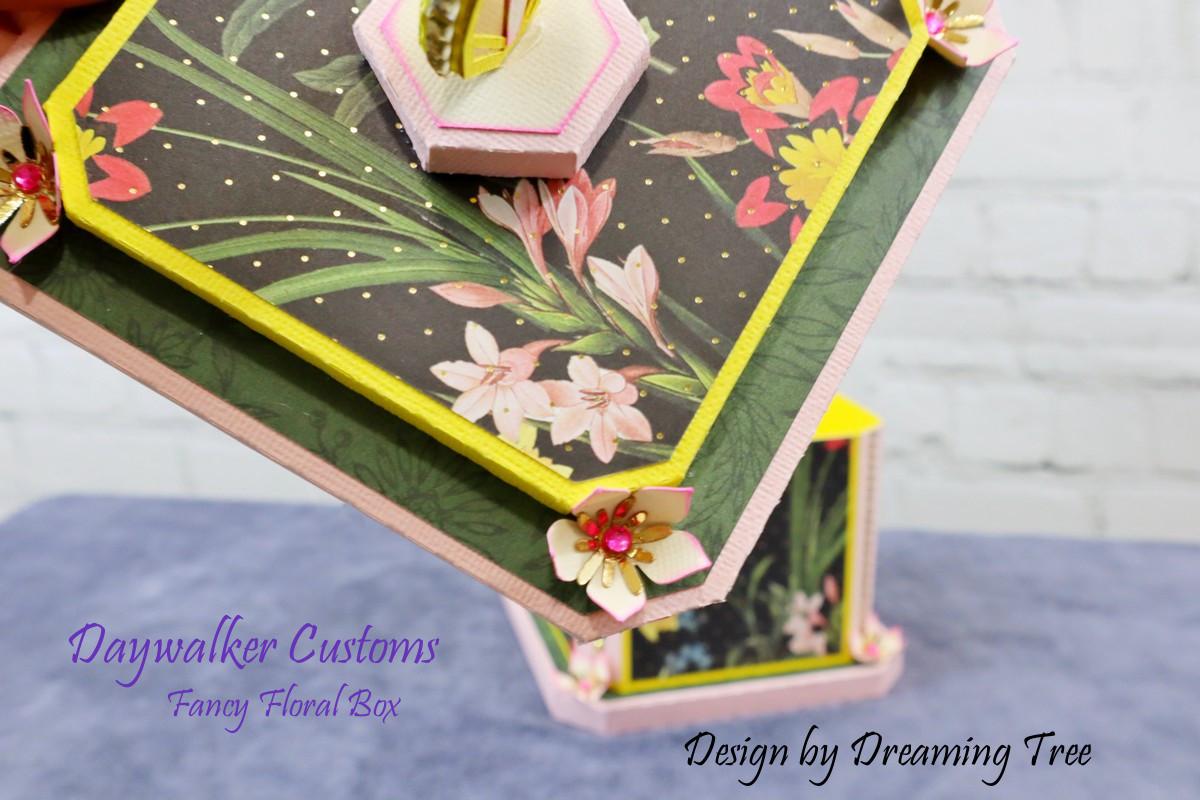 Fancy Floral Box