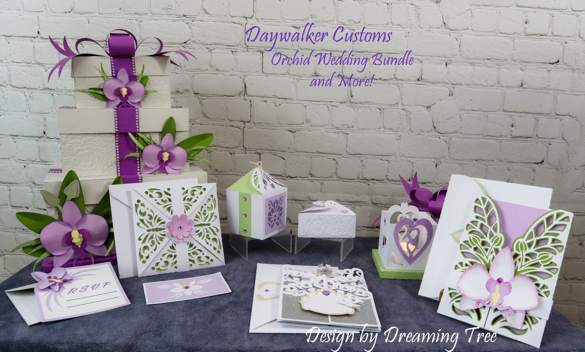 Orchid Wedding Bundle