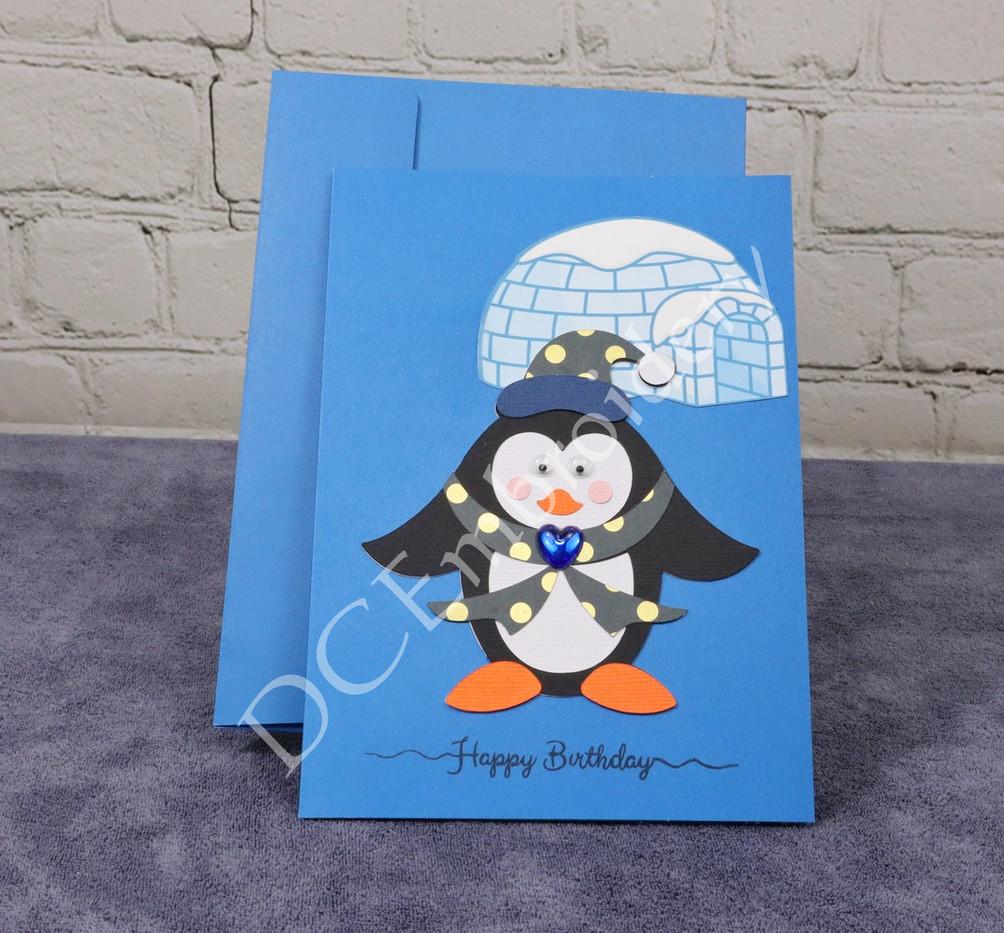 Penguin (outside)