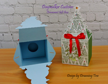 Ornament Gift Boxes