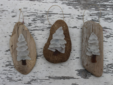 New on Etsy - Christmas Trees
