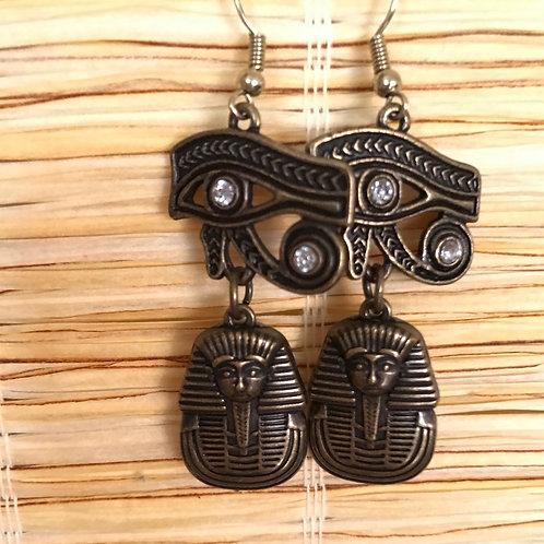 Kemetic/Egyptian Earrings