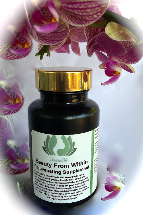 Beauty From Within Rejuvenating Supplement
