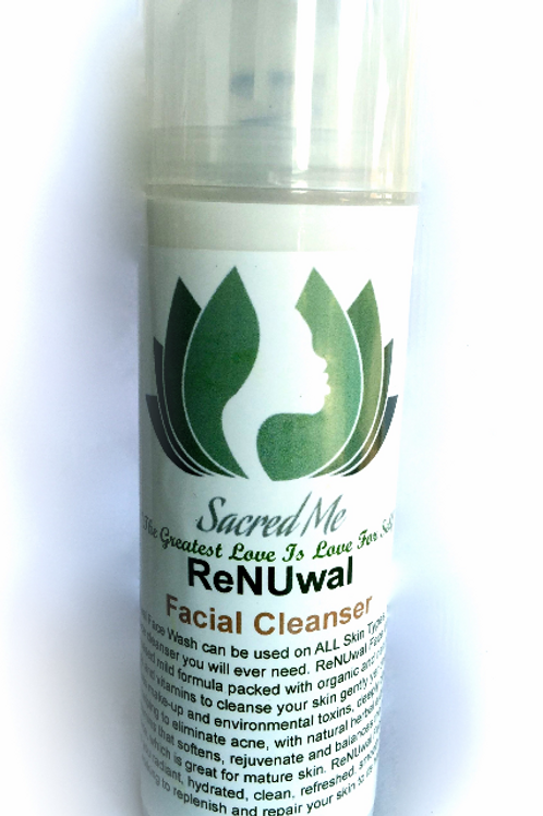 ReNUwal Facial Cleanser