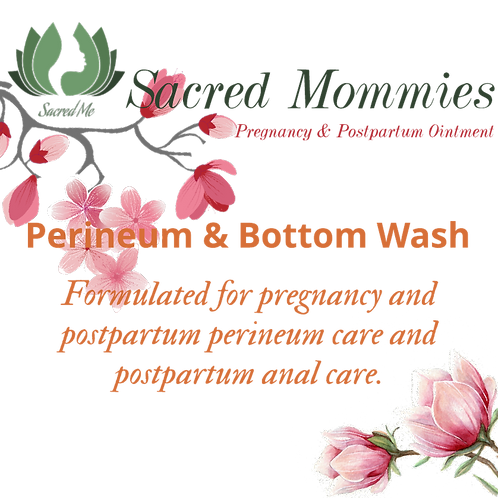 Perineum and Bottom Wash