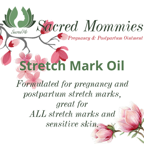 Stretch Mark Oil/Lotion