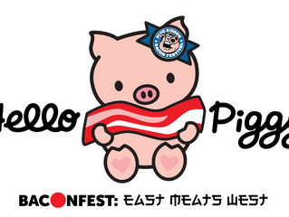 East Meats West at Baconfest on February 16, 2019!