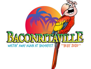 """HEY, MON! ONLY 5,000 TICKETS AVAILABLE TO """"BACONRITAVILLE""""Going On Sale 12/18 at 12:18 pm!"""