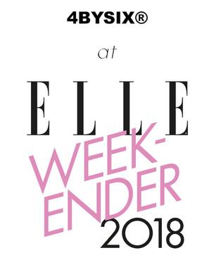 ELLE Weekender
