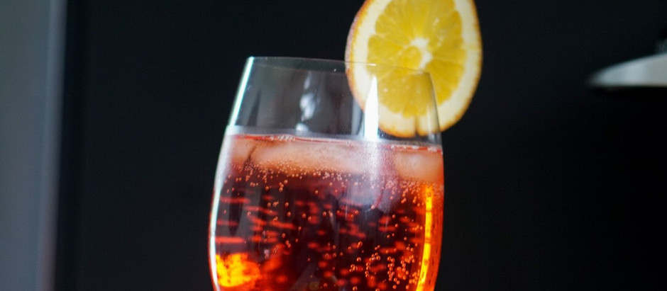 Remembering Summer: The Aperol Spritz