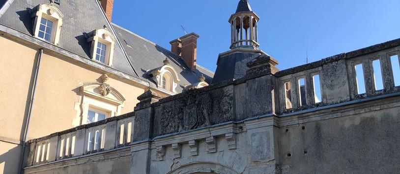 Chateau Sainte Sabine Burgundy
