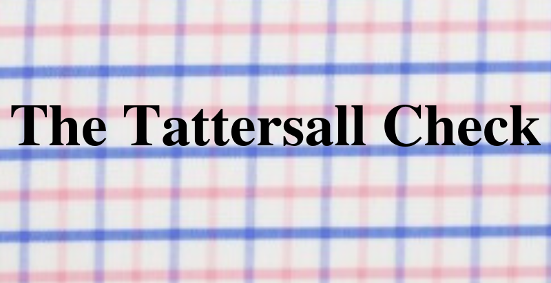The Tattersall Check