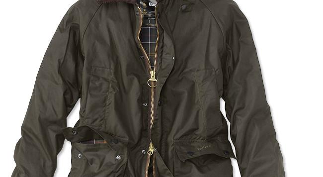 Want: Barbour Jacket