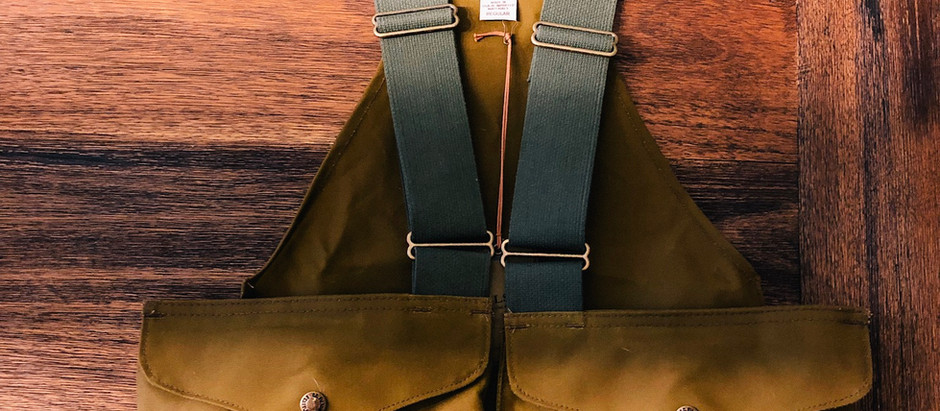 New Provisions: Filson Tin Game Bag