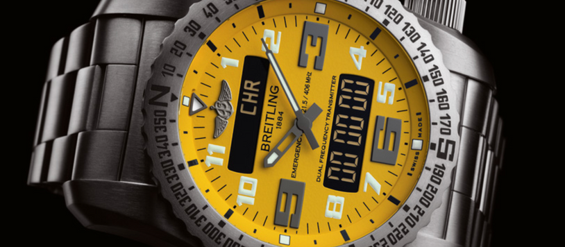 The Breitling Emergency: The Watch James Bond Should Wear
