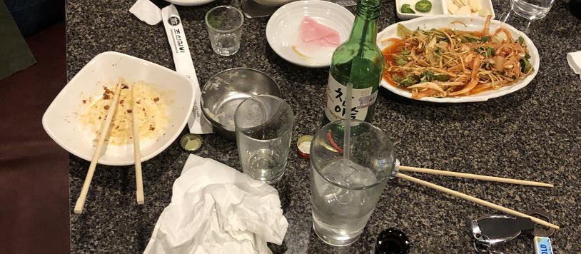 Korean BBQ: Best When Shared
