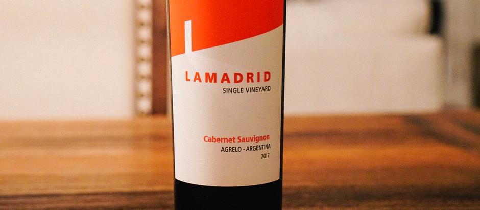 Tasting Notes: Lamadrid