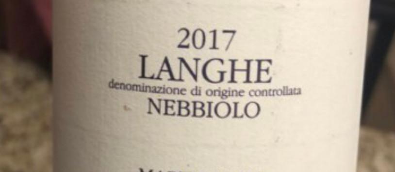 18 Noble Grapes - Nebbiolo