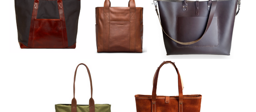 The tote bag: Practical STYLE