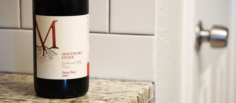 Tasting Notes: Montinore Estate Pinot Noir 2017