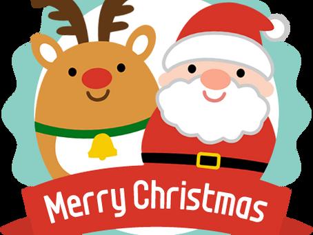 クリスマスイベント開催のお知らせ