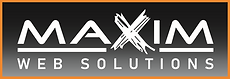 Maxim Web Solutions Logo