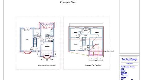 Sample Building Floor Plan