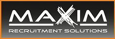 Maxim Recruitment Solutions Logo