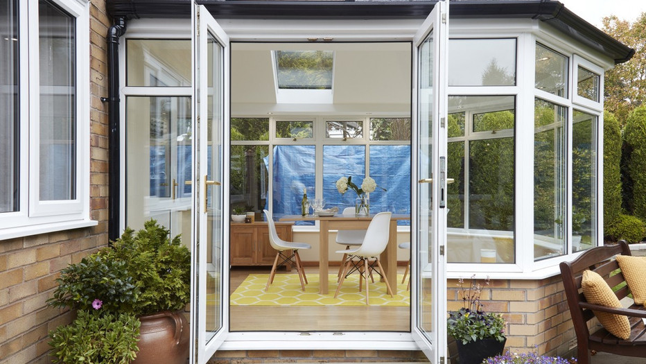 Sample of a conservatory