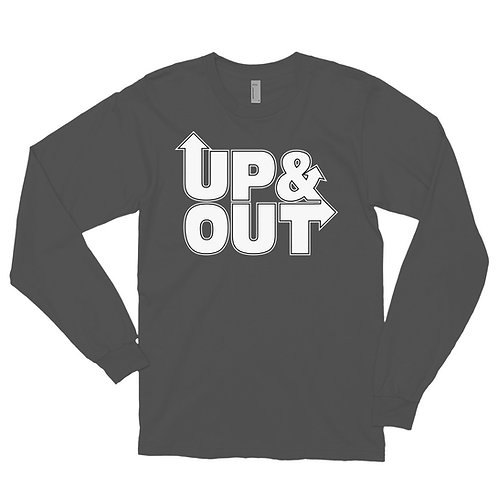 UP&OUT Long Sleeve T-Shirt