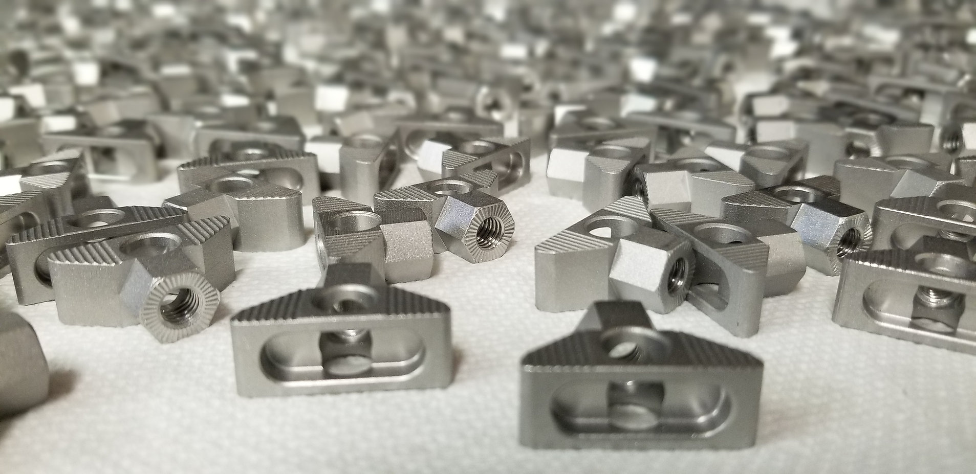 17-4PH Orthopedic Fixation Device Connector