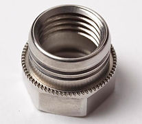 Stainless Steel Coupling Nut