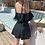 Thumbnail: SN19681 Off shoulder Dress Type Swimwear