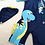 Thumbnail: RKYY38212 Dinosaur Kids One Piece Swimwear