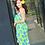 Thumbnail: RSOMY1538 小胸必备大披纱花朵3件套比基尼
