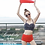 Thumbnail: S1598 黑色波点红色裤高腰款