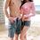 Thumbnail: RCTT18037 粉灰情侣长袖套装
