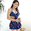 Thumbnail: SXHL7008 大码裙式外衫三件套比基尼