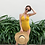 Thumbnail: SNN19341 Yellow Hook Back Monokini
