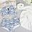 Thumbnail: RSJGE1760 针织绣花两穿披纱3件套比基尼