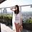 Thumbnail: AN1875 蕾丝7分袖长款外衫