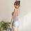 Thumbnail: SNN2075 Gauze Outer with Monokini