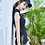 Thumbnail: RSN8850 流苏拉链上衣配高腰裤