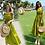 Thumbnail: DQ1760 Rubber Waist Beach Dress