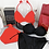 Thumbnail: RSN8324 简约后绑裤子绳绑聚拢比基尼